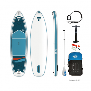 SUP Board mit Paddel (Setangebote)